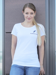 Ladies T-Shirt, White