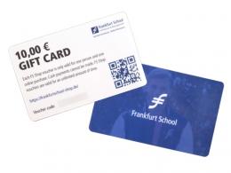 FSF-Gutschein 10,00 Euro