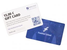 FSF-Gutschein 15,00 Euro