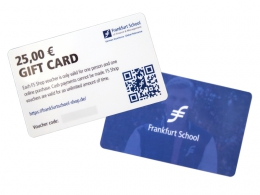 FSF-Gutschein 25,00 Euro