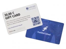 FSF-Gutschein 30,00 Euro