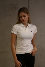 Damen Polo Ralph Lauren Weiß *Limited Edition*